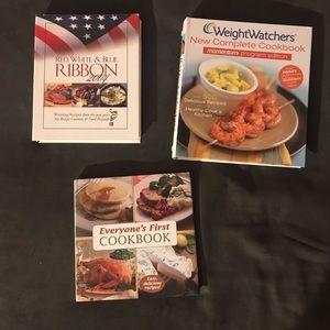 Weight watchers cookbook lot